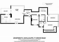house plan 110 00698 northwest plan 3 602 grove road ilkley 3 bed penthouse 163 795 000