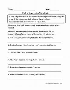 punctuation worksheets skillsworkshop 20892 grammar worksheets punctuation worksheets