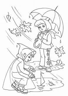 Herbst Ausmalbilder Kinder Ausmalbilder F 252 R Kinder Herbst 13