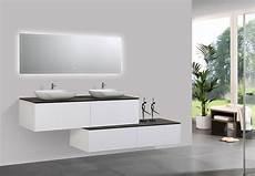 Badmöbel Set Aufsatzwaschbecken - badm 246 bel set 1500 wei 223 matt sideboard und