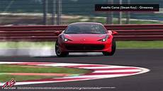 assetto corsa steam key giveaway winner announced