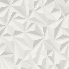 3d Wallpaper Texture 3d effect white grey geometric wallpaper textured luxury