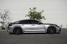 new porsche panamera shows widebody kit and 22 quot wheels