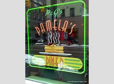 Pamela's Diner : The place to go for an authentic