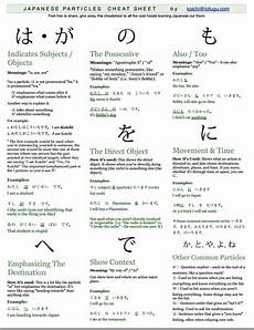 japanese sentence structure worksheets 19552 particles japanese teaching ideas