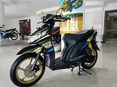 Suzuki Nex 2 Modifikasi by Intip Modifikasi Suzuki Nex Terpasang Aksesoris Pnp Nggak