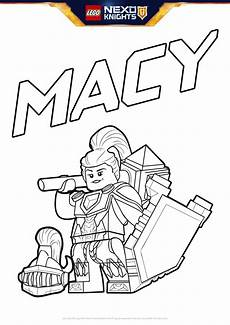Nexo Knights Lance Ausmalbilder Lego Nexo Knights 2017 Coloring Pages Getcoloringpages