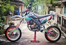 Modifikasi Klx Bf by Kumpulan Gambar Inspirasi Modifikasi Klx 150 Upgrade