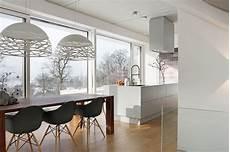 Split Level Bauweise - split level wohnen an der lechleite modern esszimmer