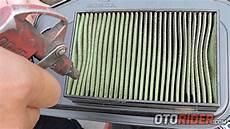 Filter Variasi Motor Injeksi by Hati Hati Bersihkan Saringan Udara Motor Injeksi