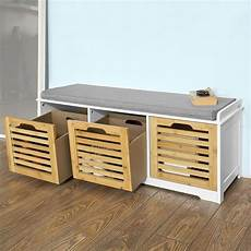 commode a chaussure d 233 tails sur sobuy 174 commode 224 chaussure banquette banc