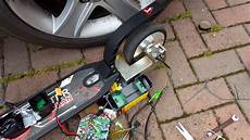 hoverboard wheel electric scooter
