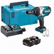 Makita Dtw1001 18v Brushless 3 4 Quot Impact Wrench All