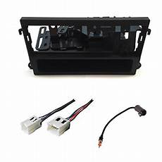 2001 nissan altima radio wiring harness asc audio car stereo dash kit wire harness and antenna adapter for installing a single din