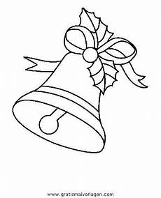 Ausmalbilder Weihnachten Glocke Glocke Malvorlagen Zum Ausdrucken Coloring And Malvorlagan