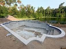 pool günstig selber bauen pool selber bauen swimmingpool im garten bauen de
