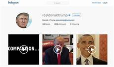 Social Media Donald 2016