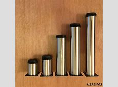 Legs for Cabinet table kitchen cabinet sofa 4 pieces metal