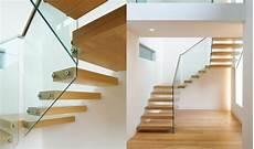 Treppengeländer Innen Glas - 40 treppengel 228 nder glas luftiges gef 252 hl im innendesign