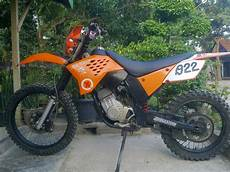 Satria Fu Modif Trail by Suzuki Satria Modifikasi Trail Thecitycyclist