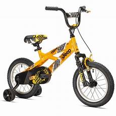 Kent 14 Inch Jeep Tr14 Yellow Black Boy S Bike 16765221