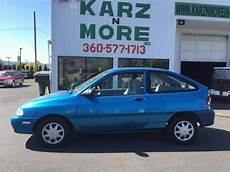 all car manuals free 1997 ford aspire parking system 1997 ford aspire 2dr hatchback in longview wa karz n more