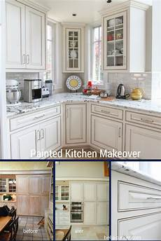 Painted Kitchen Furniture Is Kitchen Cabinet Painting A Fad Tucker