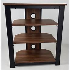 hifi racks tower hifi rack in 2020 adjustable shelving wood metal
