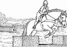 Ausmalbilder Pferde Im Winter Pferde 2 Ausmalen