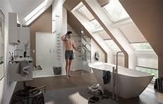 das badezimmer unterm dach individuelle wellness zonen unterm dach