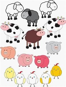 Farm Animal Clipart Free