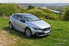 Essai De La Volvo V40 Cross Country T5 Awd Driver
