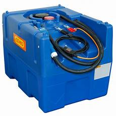 Adblue Tank Volym 200 Lit 12v Tankprodukter