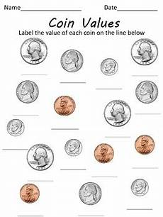 labeling place value worksheets 5187 labeling coin values by mrs murphy s 3rd grade magic tpt