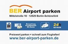 parken flughafen sch 214 nefeld parkplatz ber