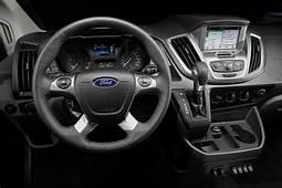 2018 Ford Transit Cargo Van Interior Photos  CarBuzz