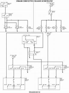 1984 corvette wiring diagram repair guides wiring diagrams wiring diagrams autozone