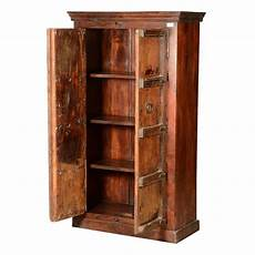 Rustic Traditions Reclaimed Wood Wardrobe Armoire