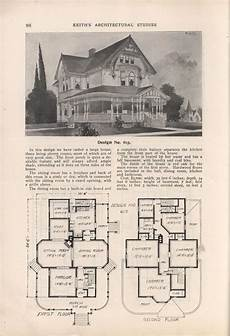 vintage victorian house plans keith s architectural studies no 8 victorian house