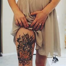 Leg Design Tips For Locating Great Leg Tattoos