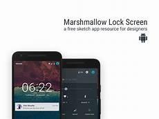 Locked Screen Lock Screen Marshmallow Wallpaper
