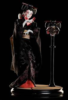 Weta Ghost In The Shell The Major Geisha 1 4 Scale