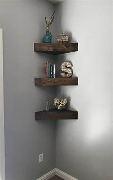 corner floating shelves corner shelf corner shelves etsy