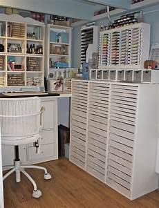 Craft Room Paper Papillon Ink Storage Is Really
