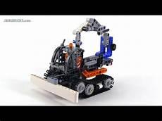 Lego Technic Build by Lego Technic Snow Groomer Set 42032 Alternate Build