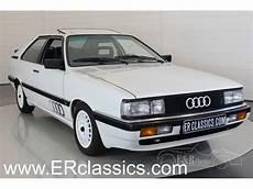 best car repair manuals 1986 audi coupe gt spare parts catalogs 1986 audi coupe gt for sale classiccars com cc 1153846