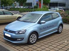 vw polo bluemotion file volkswagen polo blue motion 2door 6r from 2009