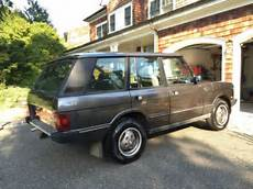 automobile air conditioning service 1990 land rover range rover parental controls 1990 land rover range rover county grey v8 classic less than 90 000 miles for sale photos