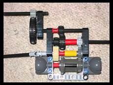 lego technic u400 lenkung und fahrantrieb