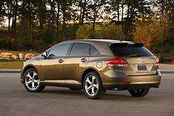 2009 Toyota Venza Test Drive Smart 29 MPG Wagon—More Car
